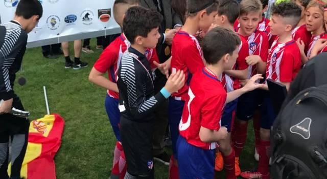 L'Atletico Madrid si aggiudica la Universal Youth Cup