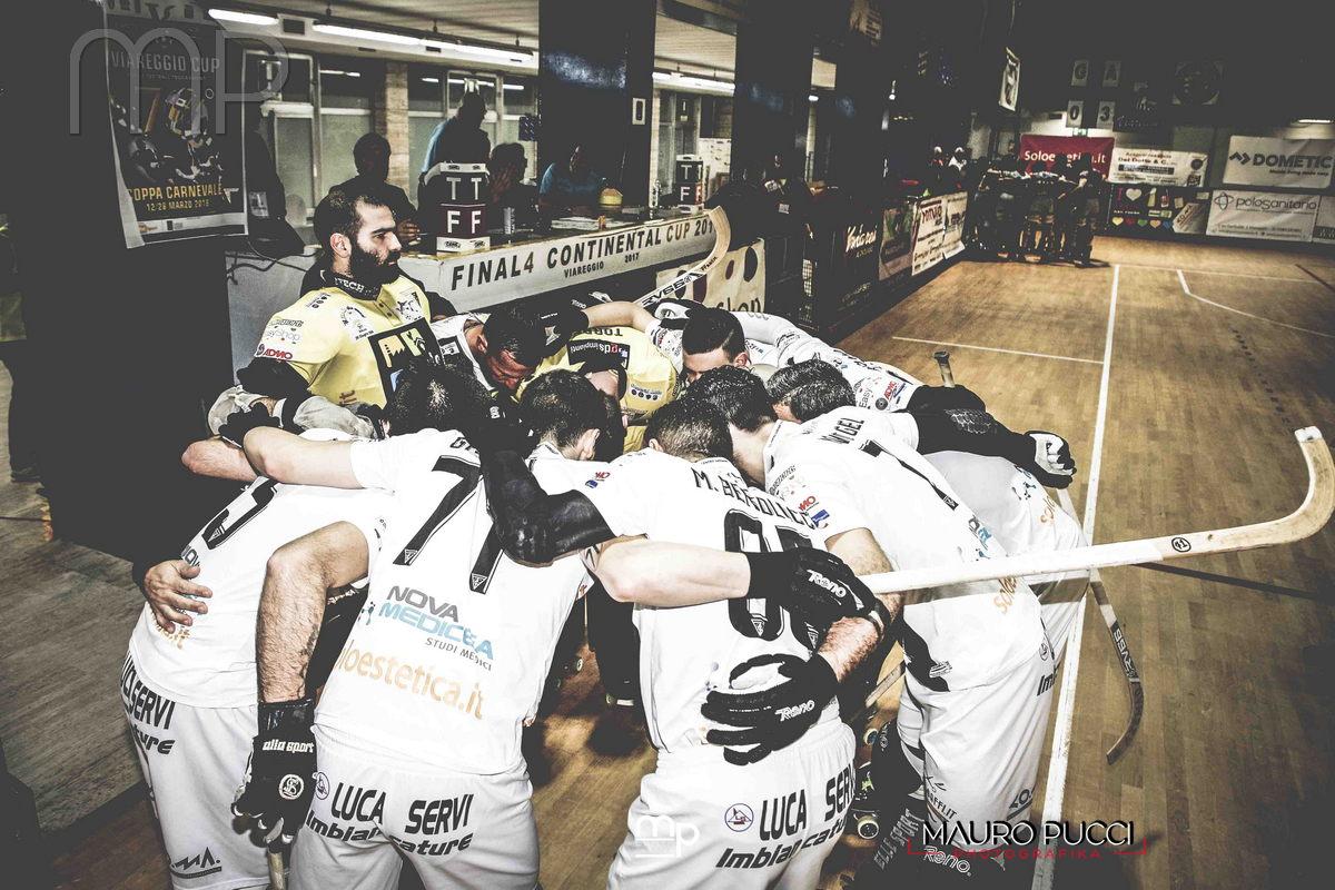 Hockey, Viareggio in semifinale (le foto)