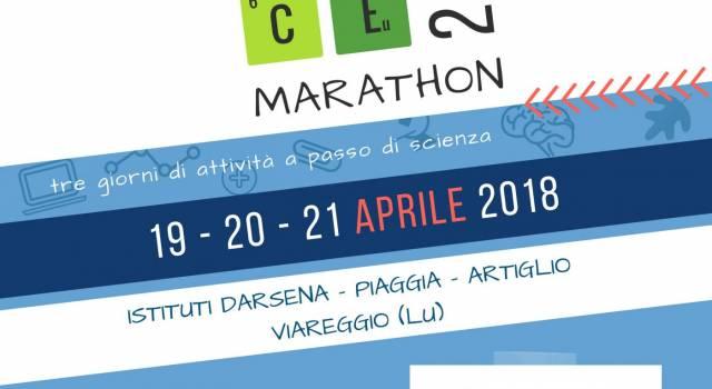 Science Marathon 2018 a Viareggio,tre giorni a passo di scienza