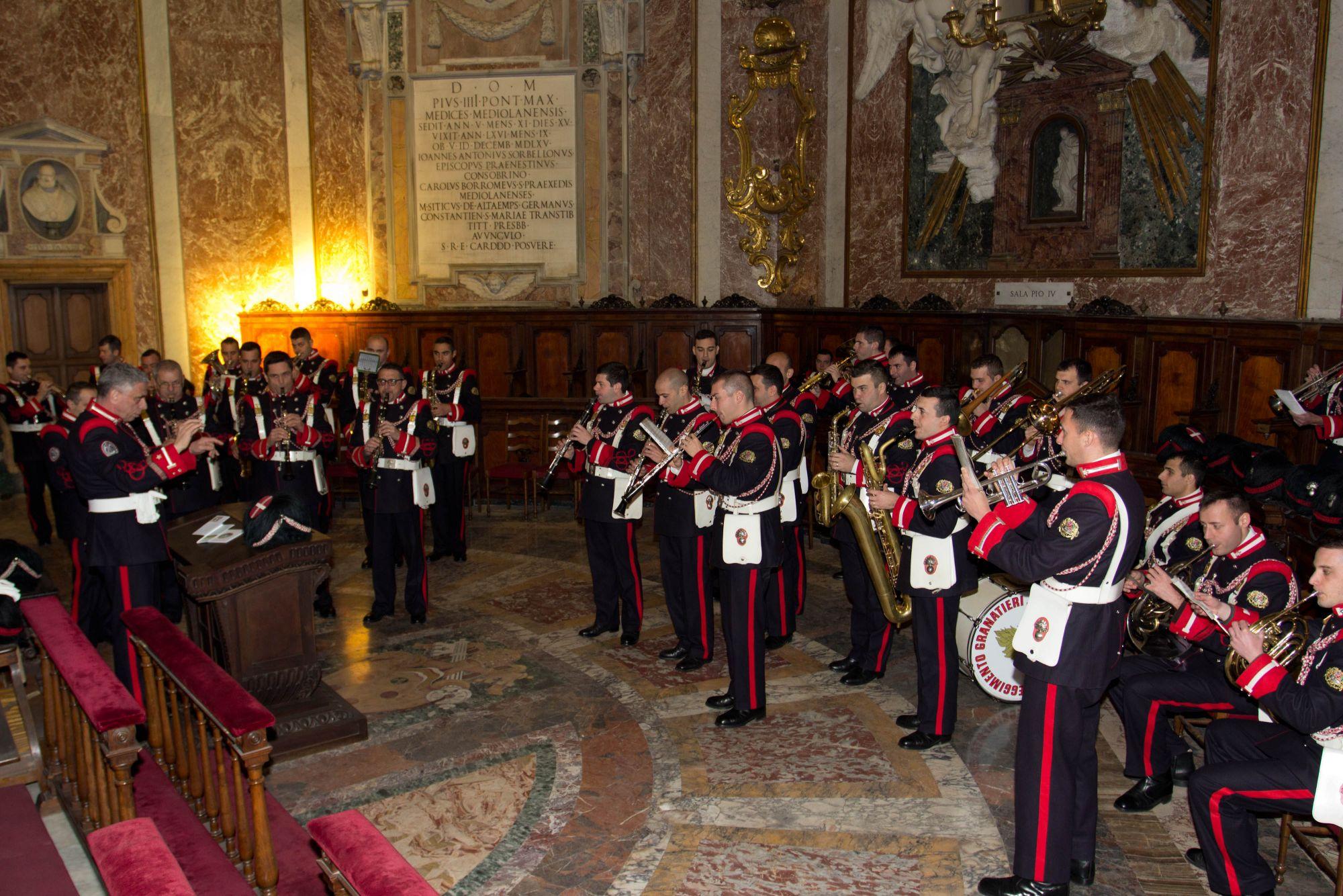 Grande attesa per il 33° Raduno Nazionale dell'Associazione Nazionale Granatieri di Sardegna