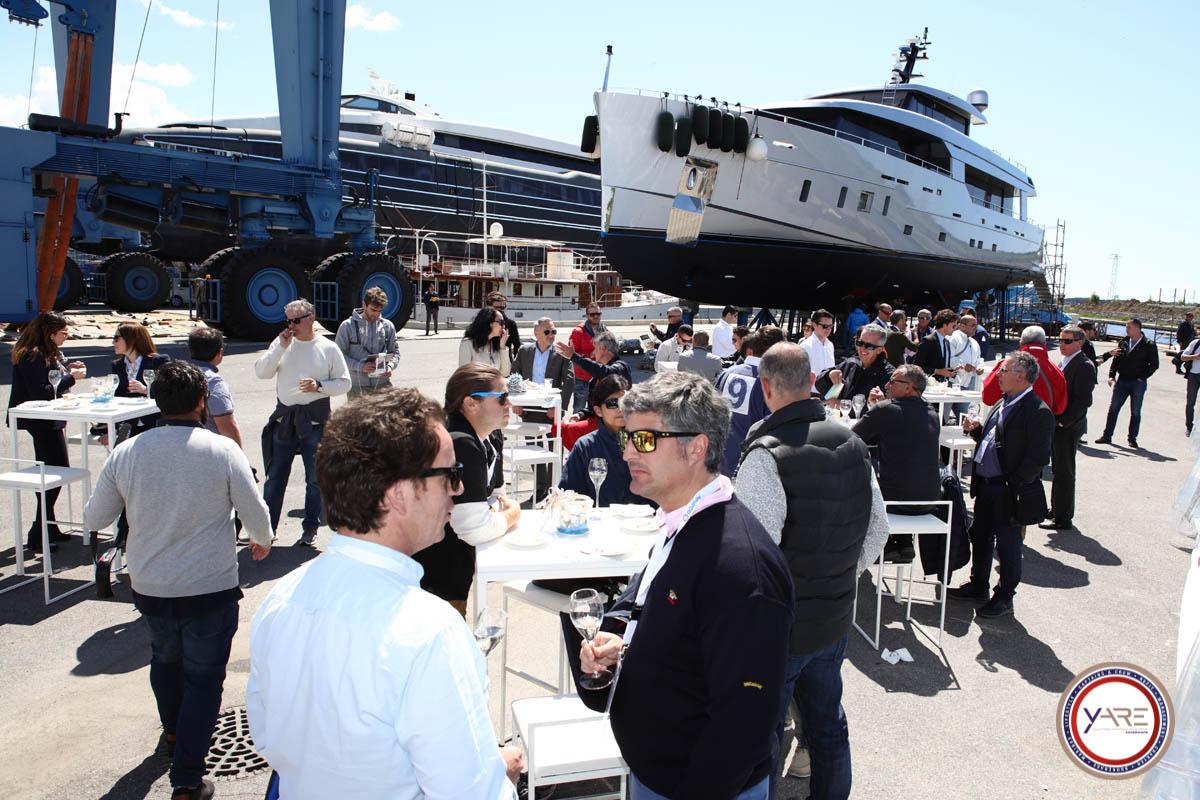 A Yare è il momento del Superyacht Captains' Forum