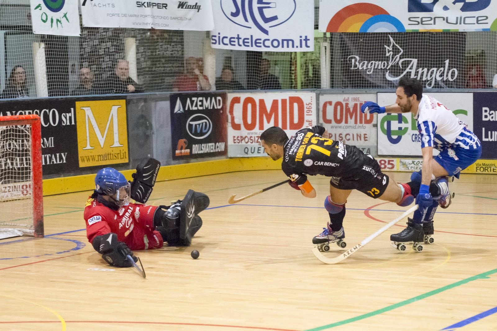 Hockey, Forte dei Marmi accede alle semifinali