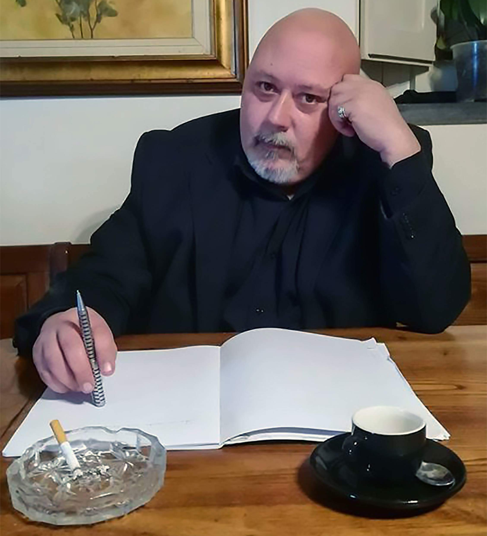 """In uscita il romanzo dello scrittore Marco Trogi """"L'Orco"""""""