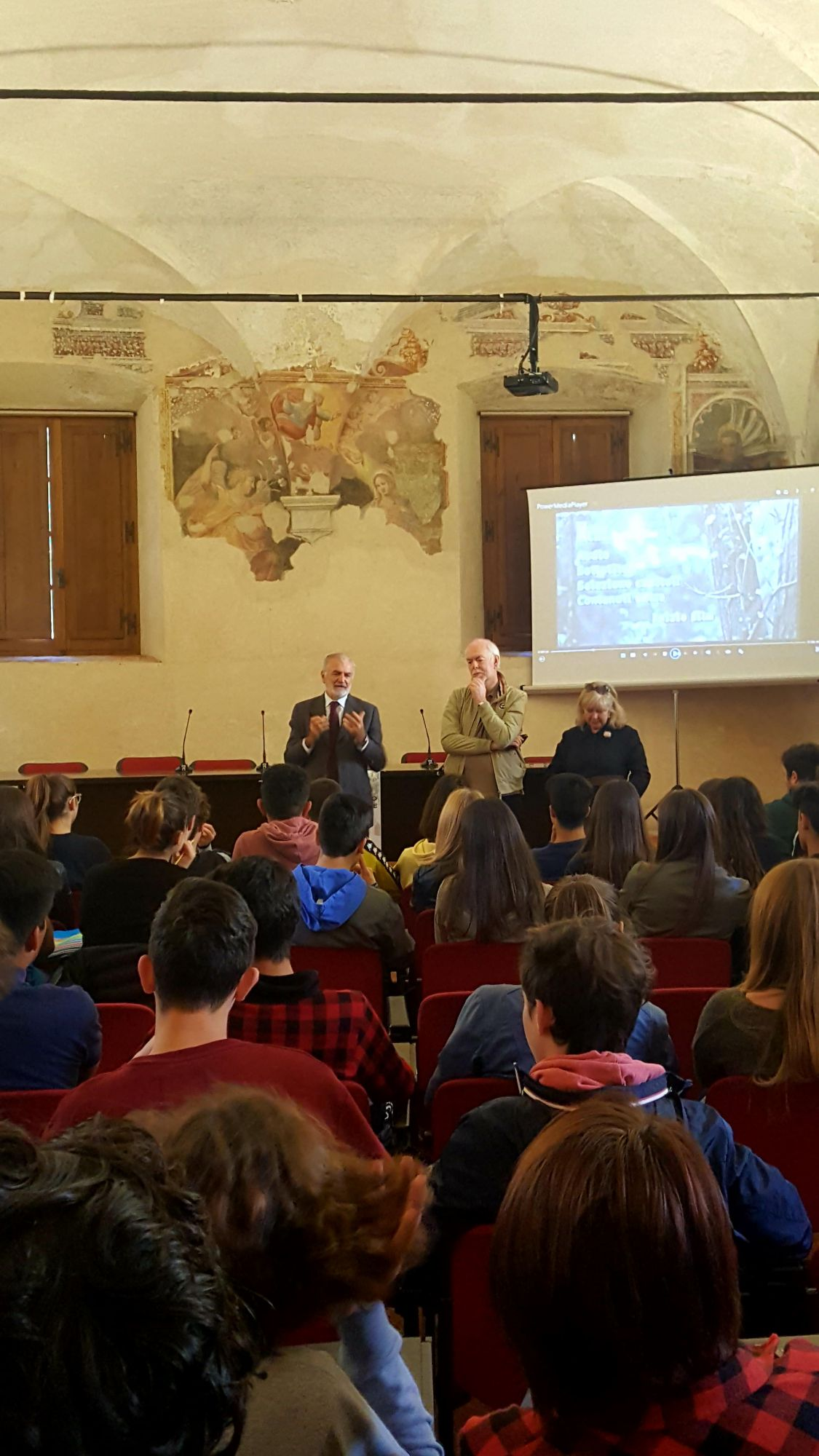 Anniversario della Liberazione, cerimonia congiunta della Versilia Storica a Pietrasanta