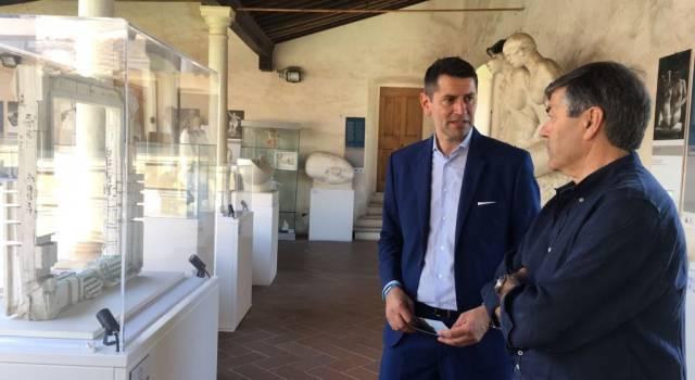 Bruno Murzi, Daniele Mazzoni, c'è intesa
