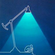 Line, surface, light: ecco la personale del pittore Valente Taddei