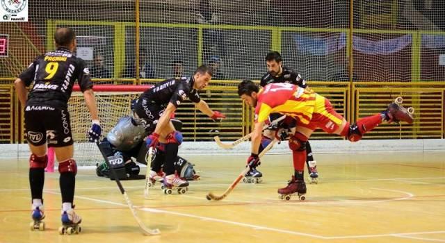 Hockey, Forte prova a riparire la finale