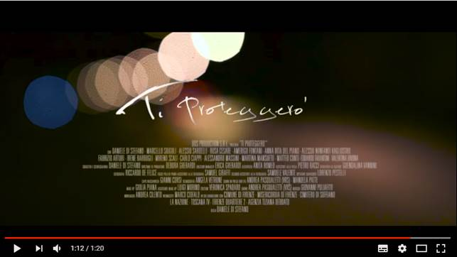 """Uscita nazionale in dvd del film """"Ti proteggerò"""""""