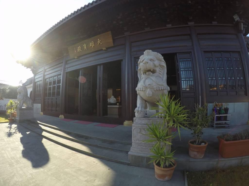 pagoda cinese Roma