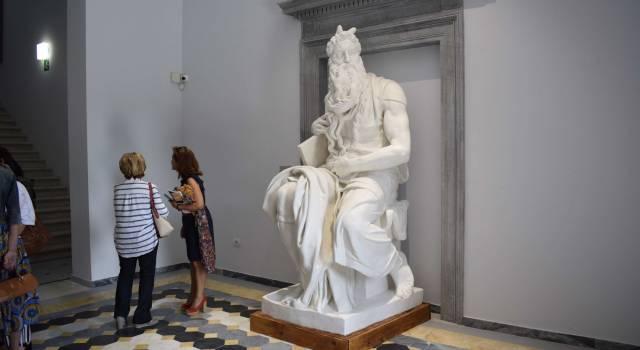 A Carrara inaugurato il museo di Michelangelo