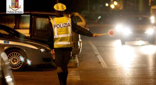 Ubriaco alla guida di un tir, 21mila euro di multa