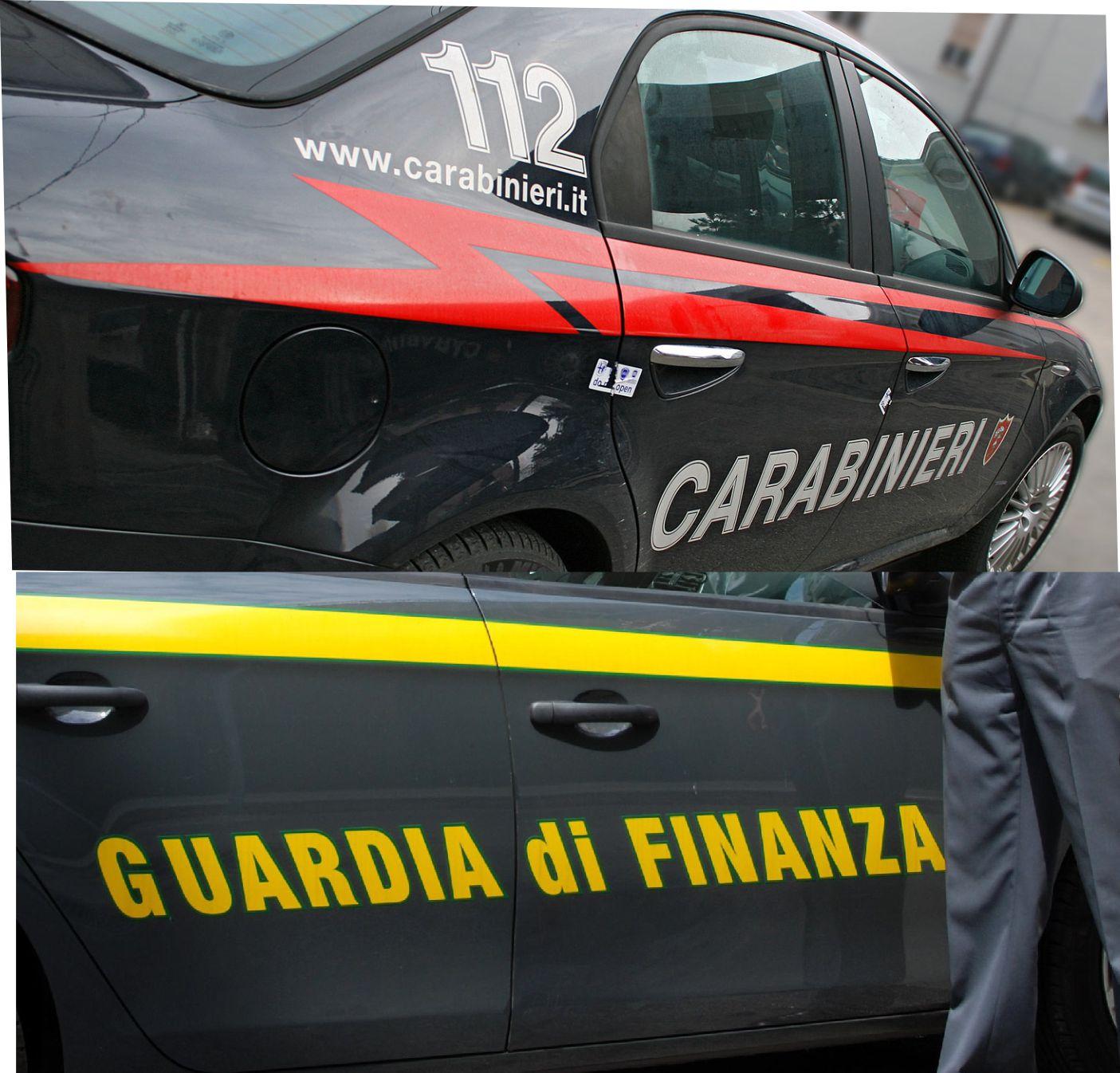 Arma e GdF: misura cautelare per un 62enne fiorentino