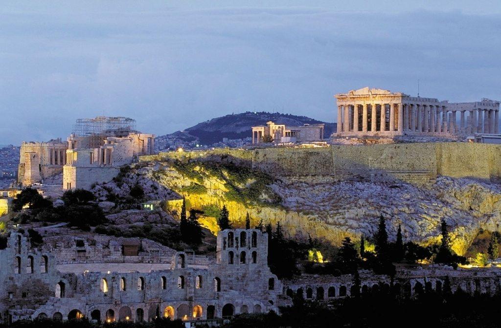 Atene - Acropoli
