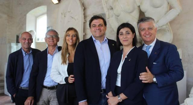 Già al lavoro la giunta Giovannetti: Mallegni assessore