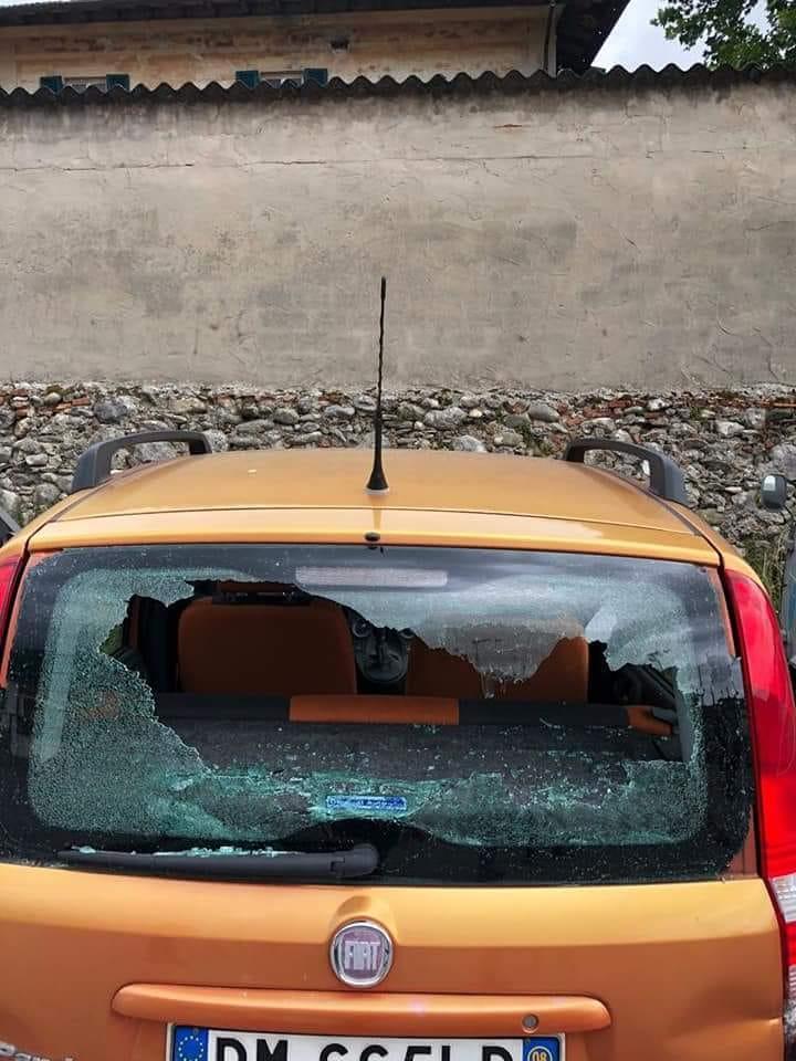 """Atti vandalici nel parcheggio, il consigliere Erra: """"Ho chiesto le telecamere, ma non sono previste"""""""