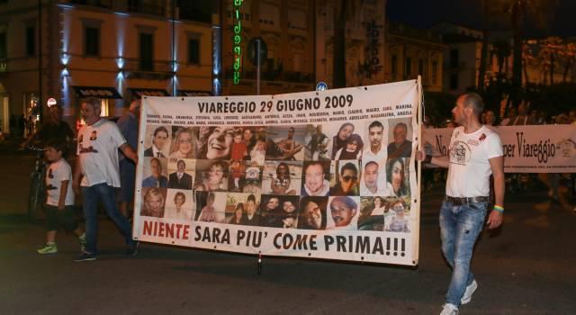 Strage ferroviaria di Viareggio, il PD partecipa al corteo in ricordo delle vittime