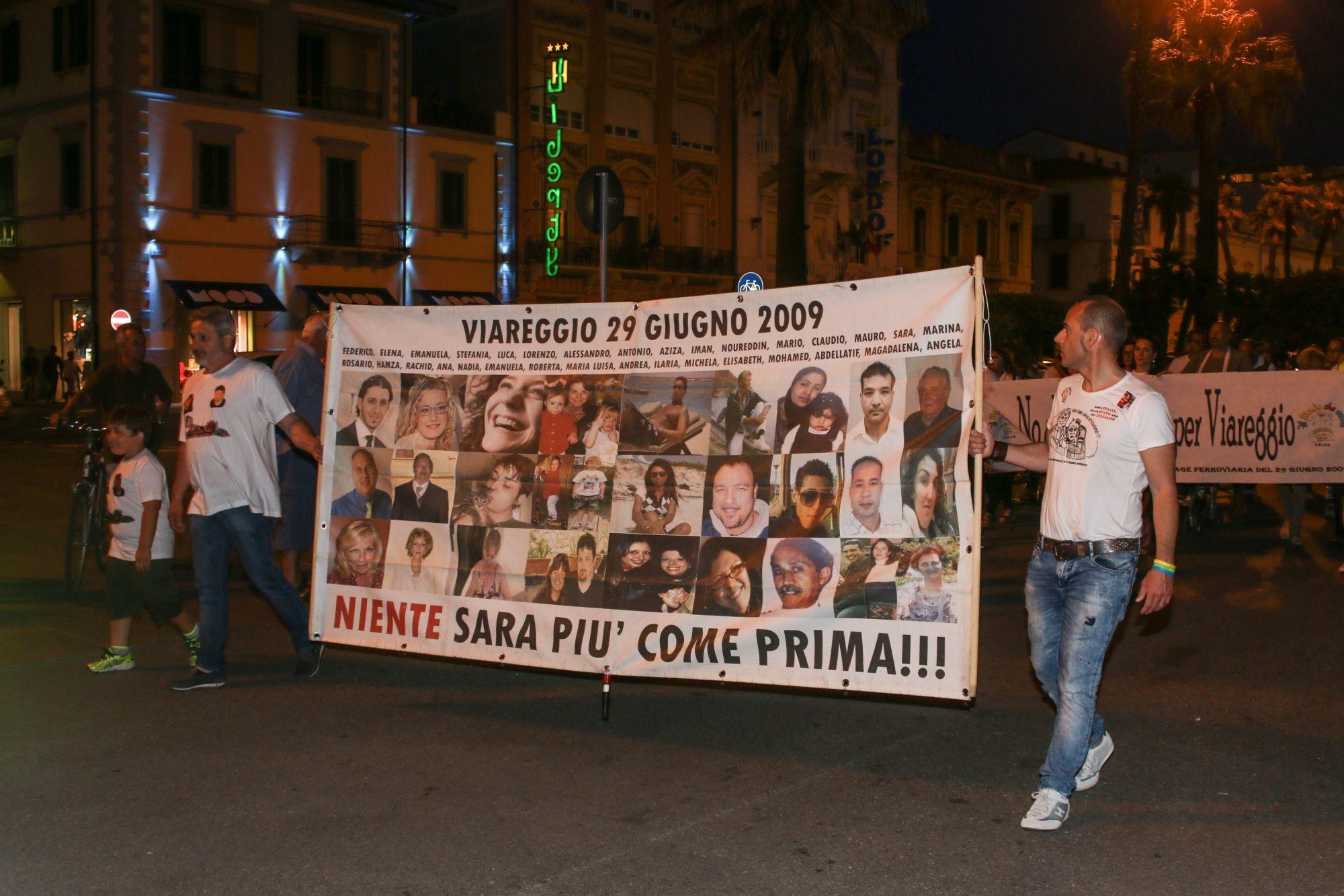 Strage Viareggio, tutti contro la sentenza della Corte di Cassazione