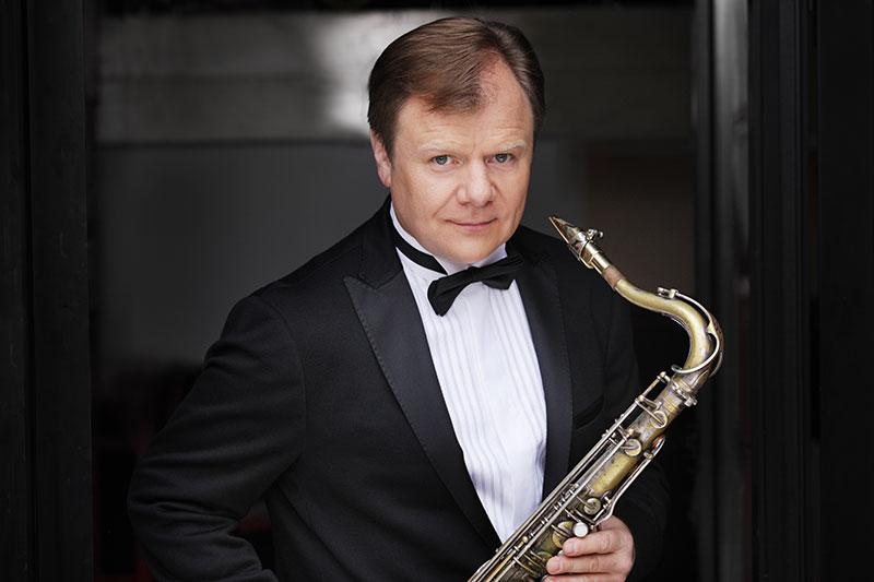 Igor Butman anticipa il concerto a Forte dei Marmi