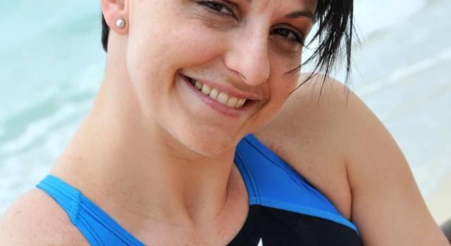 Monica Priore madrina del V Memorial Vincenzo Simonini