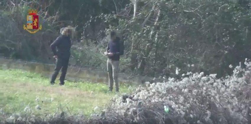 La Polizia di Stato smantella un nuovo giro di spaccio nell'area abbandonata di San Salvi