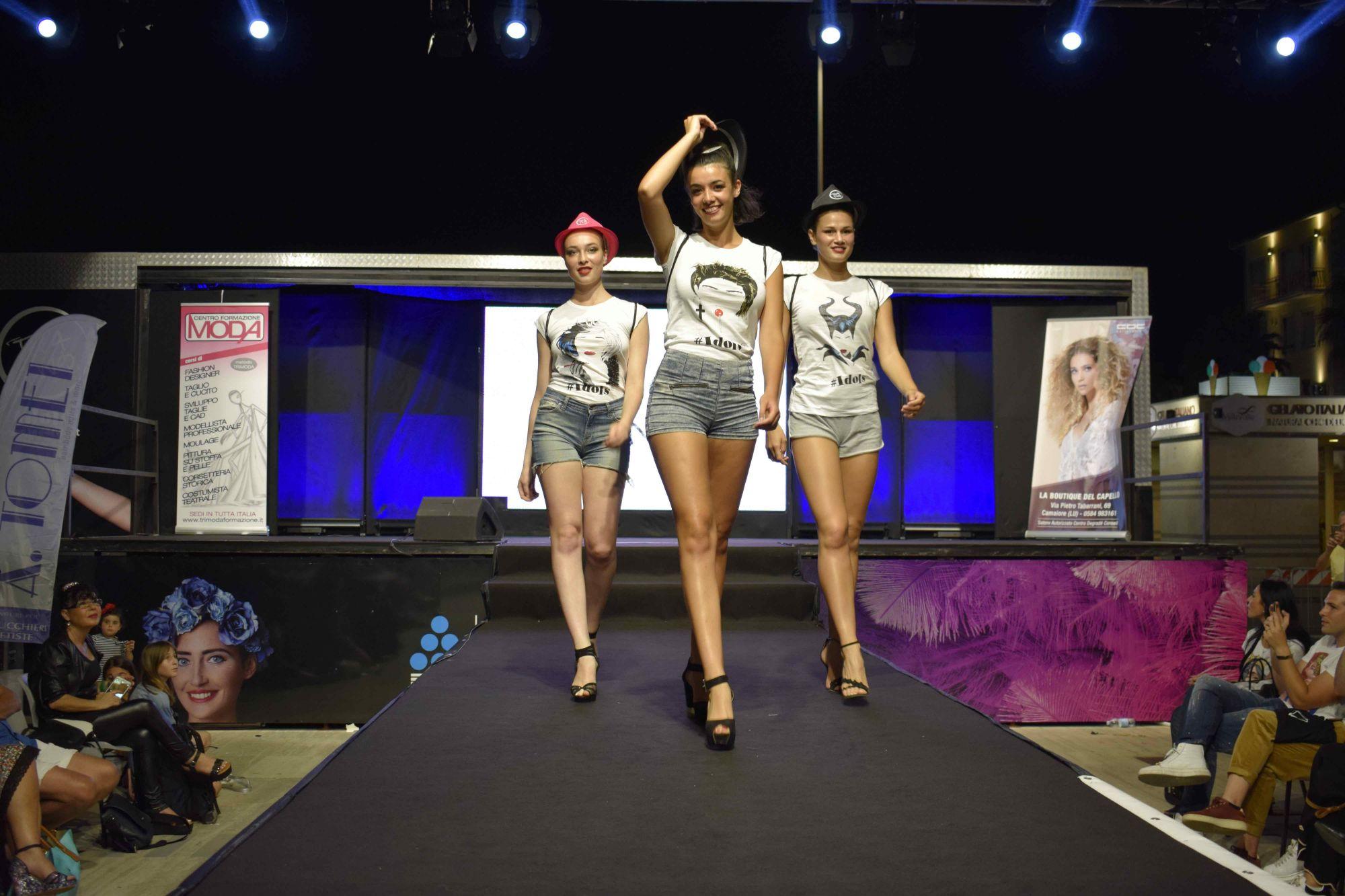 Moda e bellezza a Lido di Camaiore con la Fashion Week