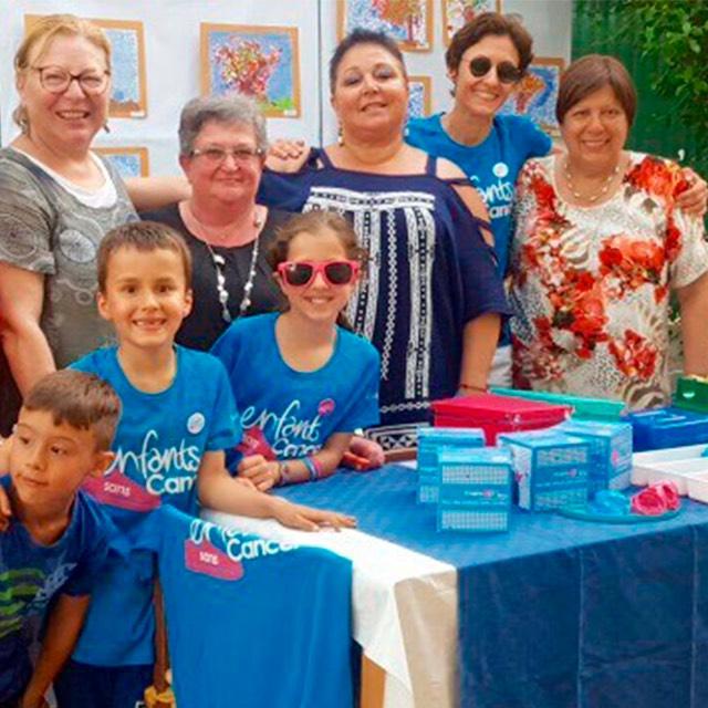 La scuola materna Antonio Morganti a sostegno della lotta contro i tumori
