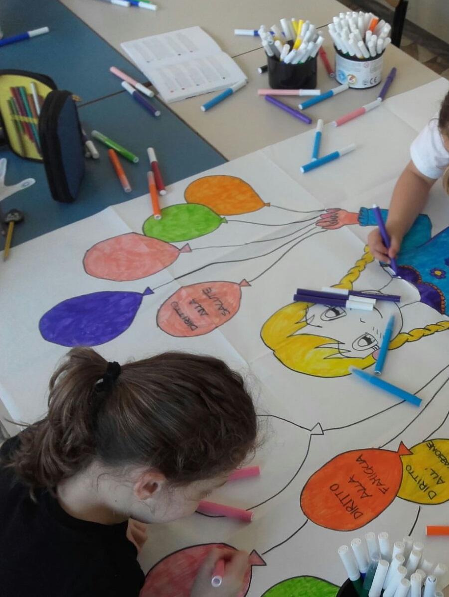 Ultimo giorno di ludoteca per i bambini delle scuole di Forte dei Marmi