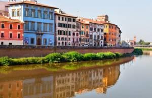 Pisa - Lungarni