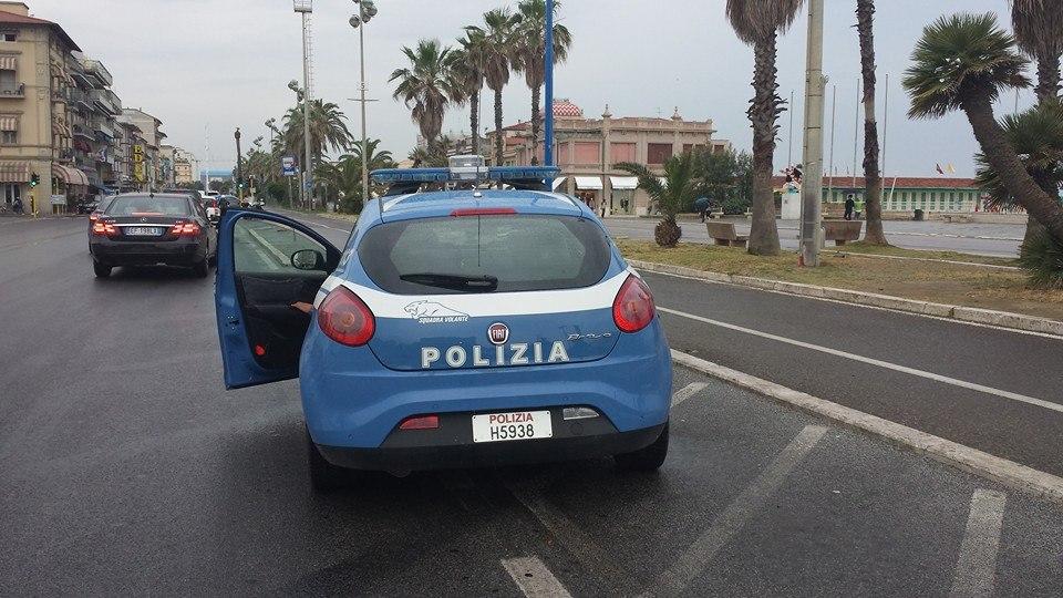 Prevenzione e contrasto all'immigrazione clandestina da parte del Commissariato di Viareggio: uno straniero al Cie
