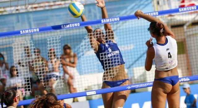 L'amara estate del Beach volley. Stop almeno fino al 31 luglio