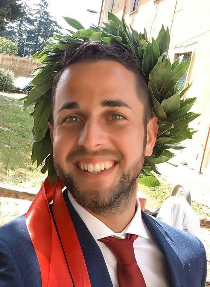 Laurea in studi internazionali per l'assessore Giacomo Genovesi