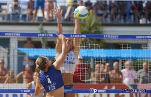 volley (foto Mauro Pucci)