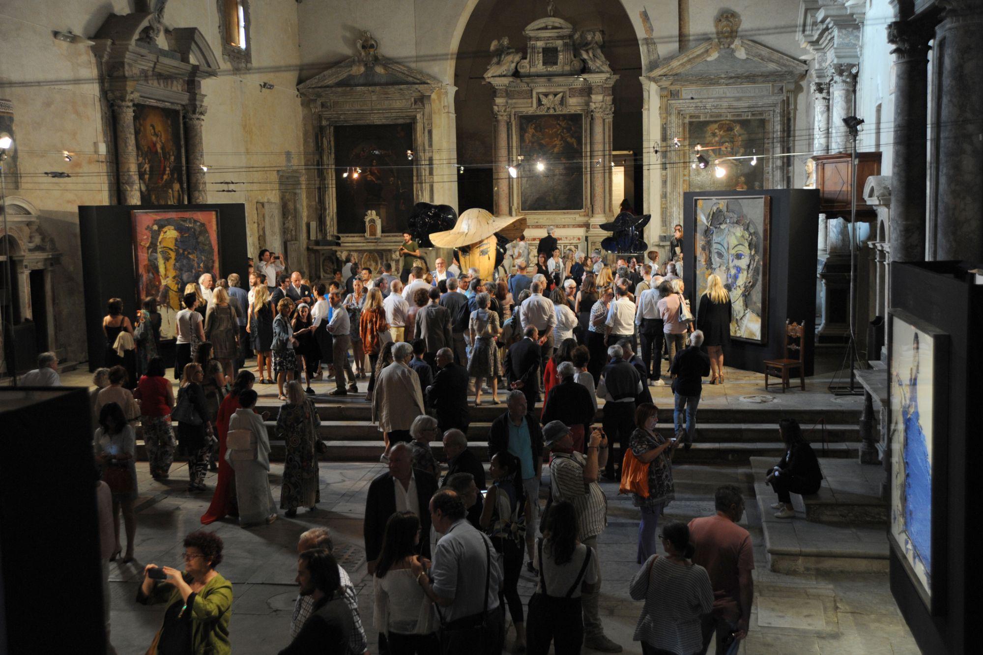 Mostre e Museo dei Bozzetti aperti tutta la settimana