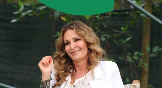 Daniela SantanchéeTiziano Crudeliin Versiliana
