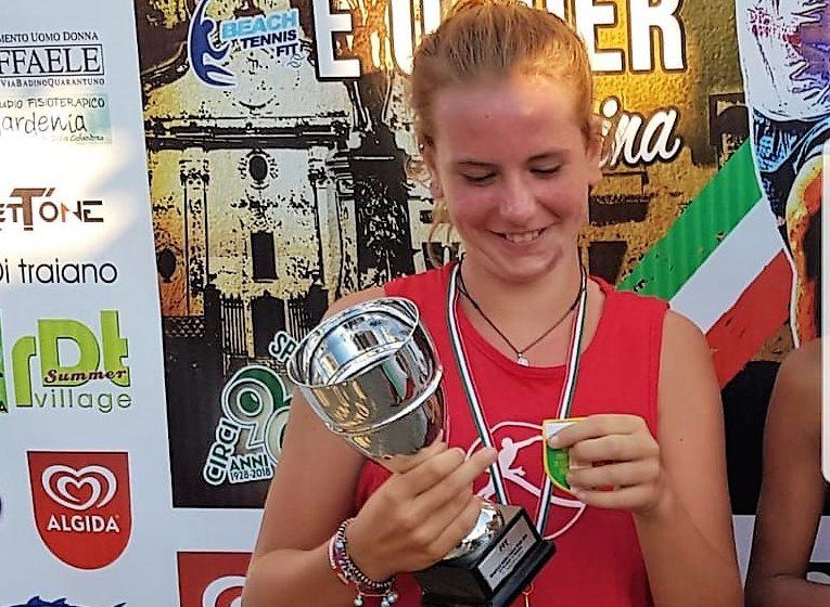 Beach Tennis, Elena Francesconi convocata in Nazionale