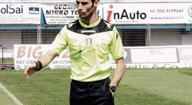 Il giovane Mario Picardi promosso arbitro nazionale