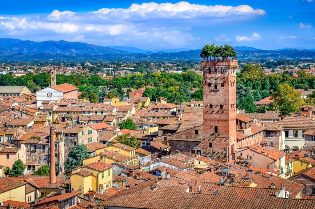 DoveVado - Lucca , panoramica