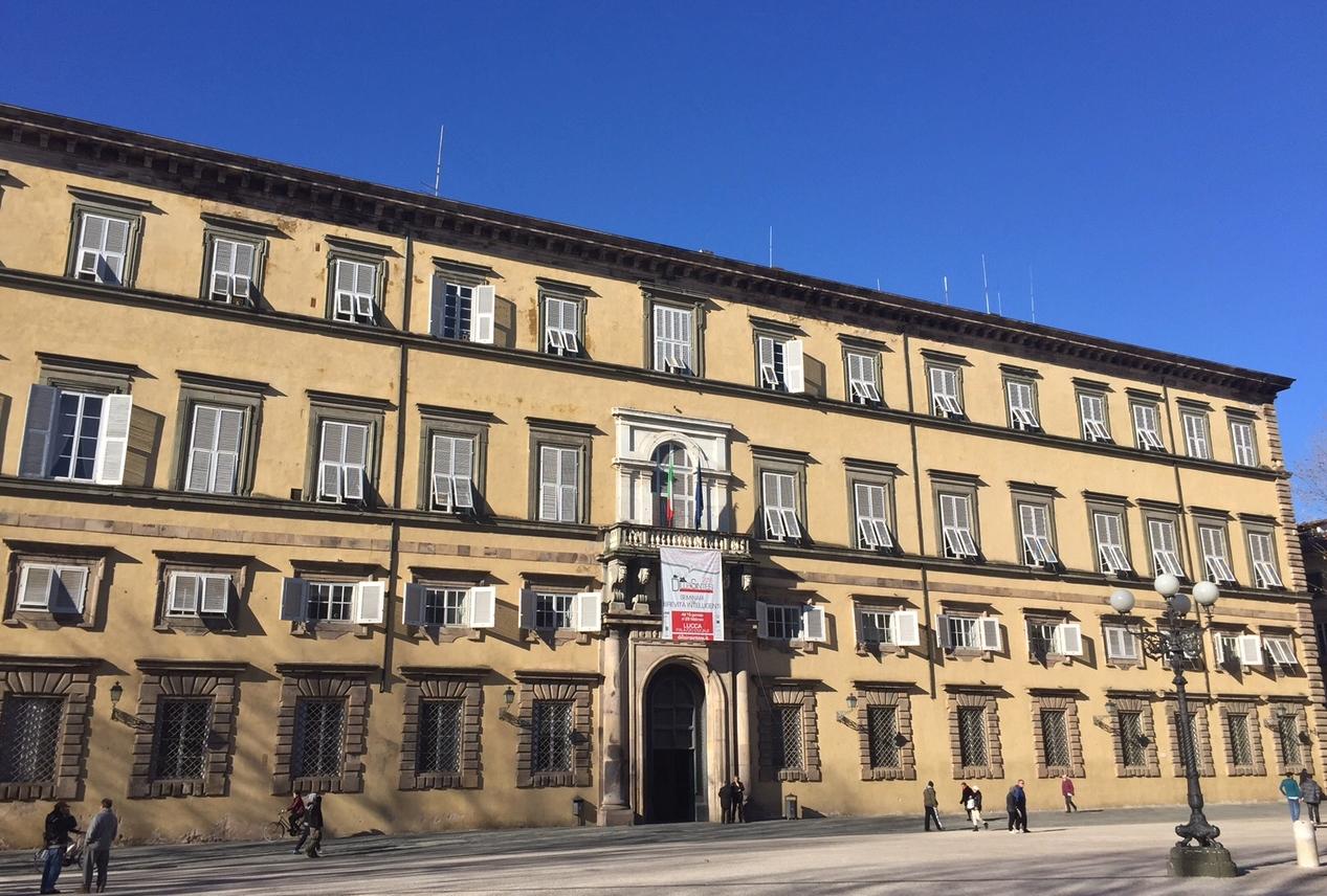 San Paolino, chiusi gli uffici della Provincia di Lucca