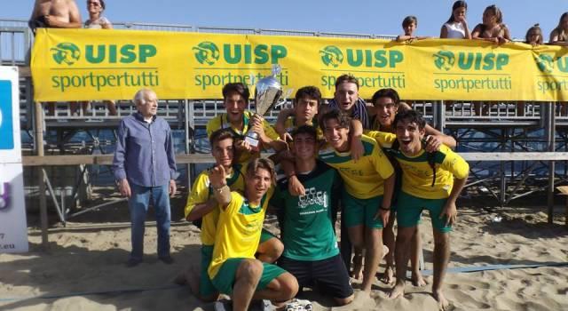 Riparazioni Motori si aggiudica il Torneo di Beach Soccer Carlo Romani