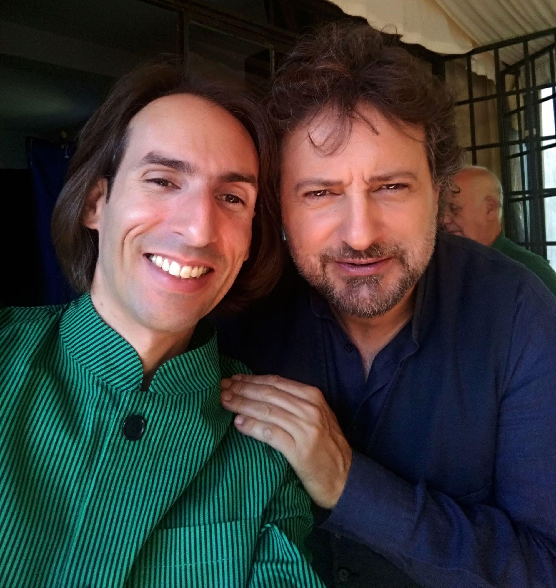 Il versiliese Stefano Martinelli nel cast del nuovo film di Leonardo Pieraccioni
