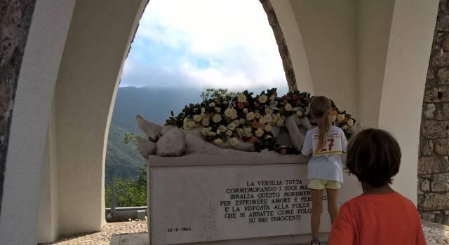 Stragi naziste: Moavero domani a Sant'Anna di Stazzema