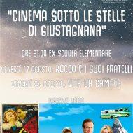 Giustagnana, la magia del cinema sotto il cielo stellato