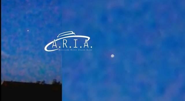Capannori la città degli Ufo? Avvistato oggetto discoidale luminoso che proveniva da Viareggio e si dirigeva a Montecatini