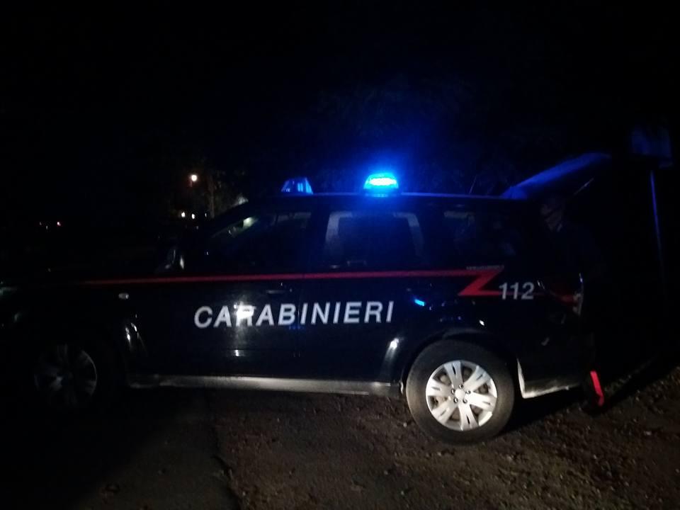 Ladri in azione alla Croce Verde in Darsena presi in flagrante dai Carabinieri