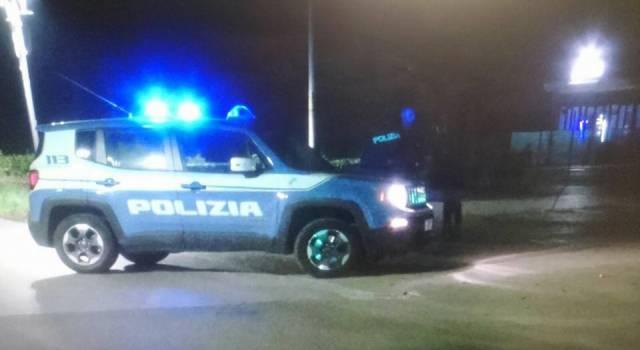 """La Polizia di Stato cattura un """"ricercato"""" dopo un inseguimento in un canale"""