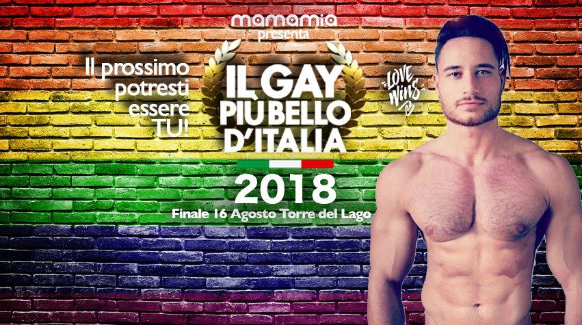 Chi sarà il gay più bello d'Italia? La finale al Mamamia il 16 agosto