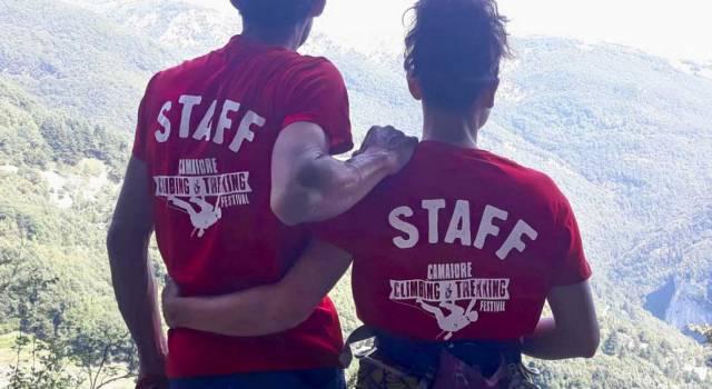 Camaiore Climbing & Trekking Festival al via il 14 settembre