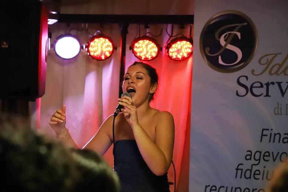 Caterina Landucci trionfa nella serata finale del Canta Estate