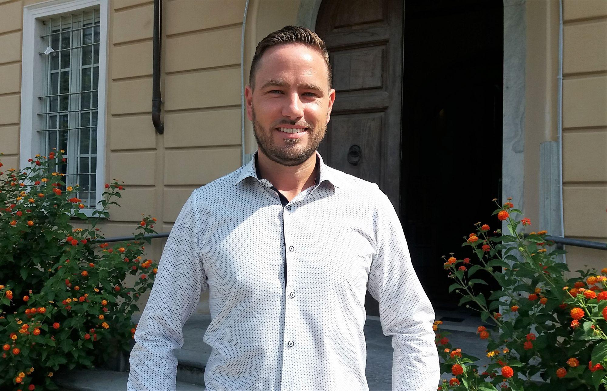 Stefano Baroni lascia il coordinamento di Forza Italia