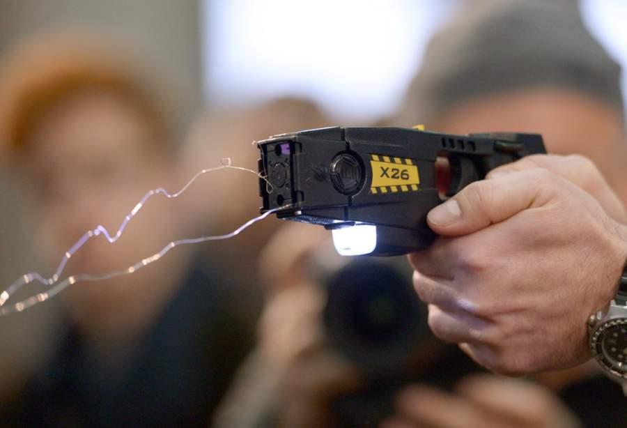 Pistola taser in Psichiatria: aveva aggredito i carabinieri